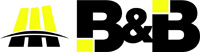B and B Contracting Logo