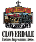Cloverdale Chamber of Commerce Logo