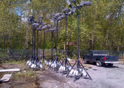 4-Head-Light-Towers
