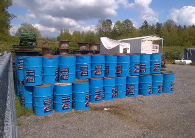 Garbage-Barrels