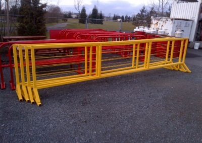 Yellow-Red-Crowd-Control-Barriers