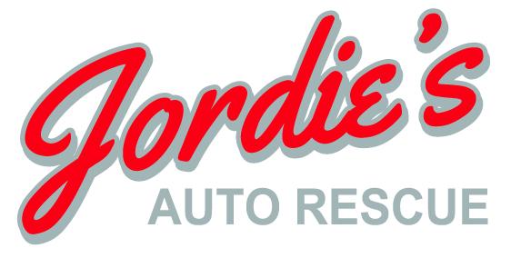 Jordie's Auto Rescue Logo